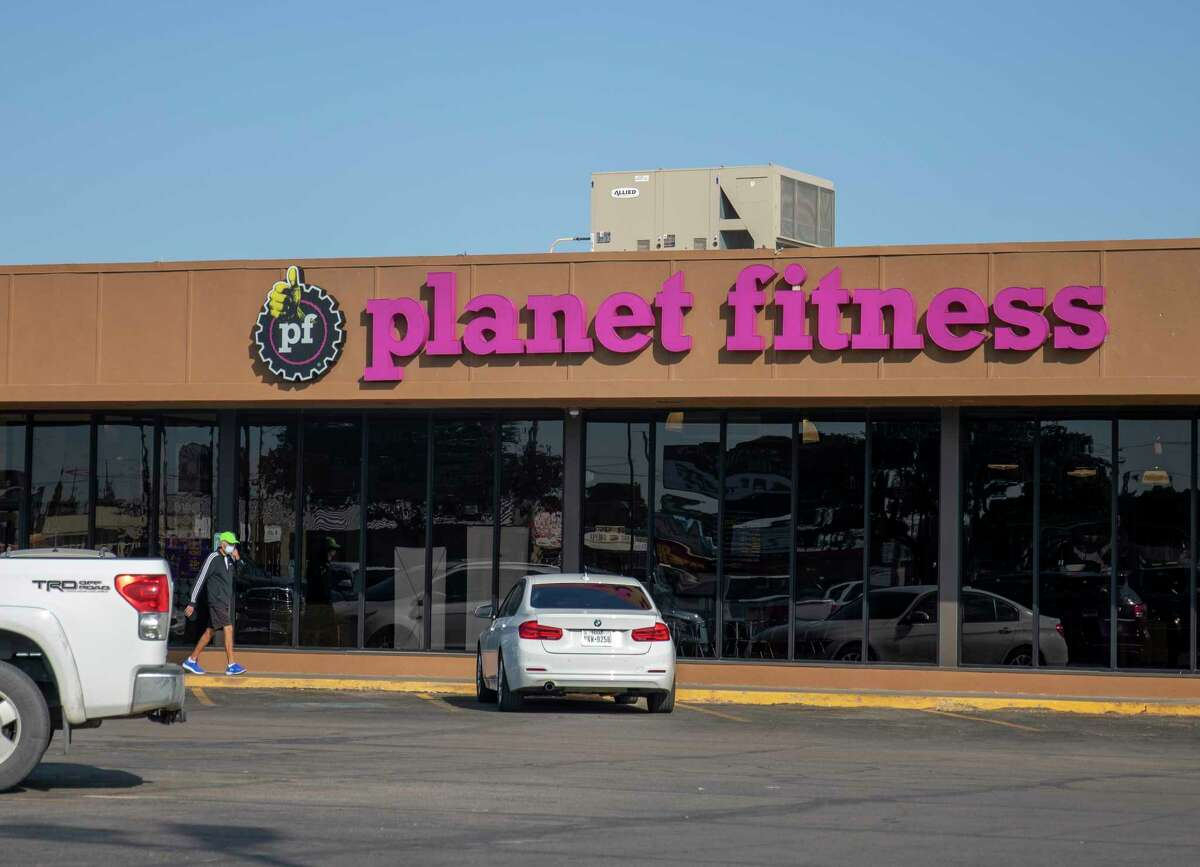 Planet Fitness as seen Tuesday, Oct. 5, 2021 at 1000 N Midkiff Rd. Jacy Lewis/Reporter-Telegram