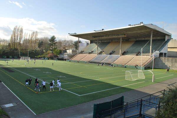 Seattle's Memorial Stadium.