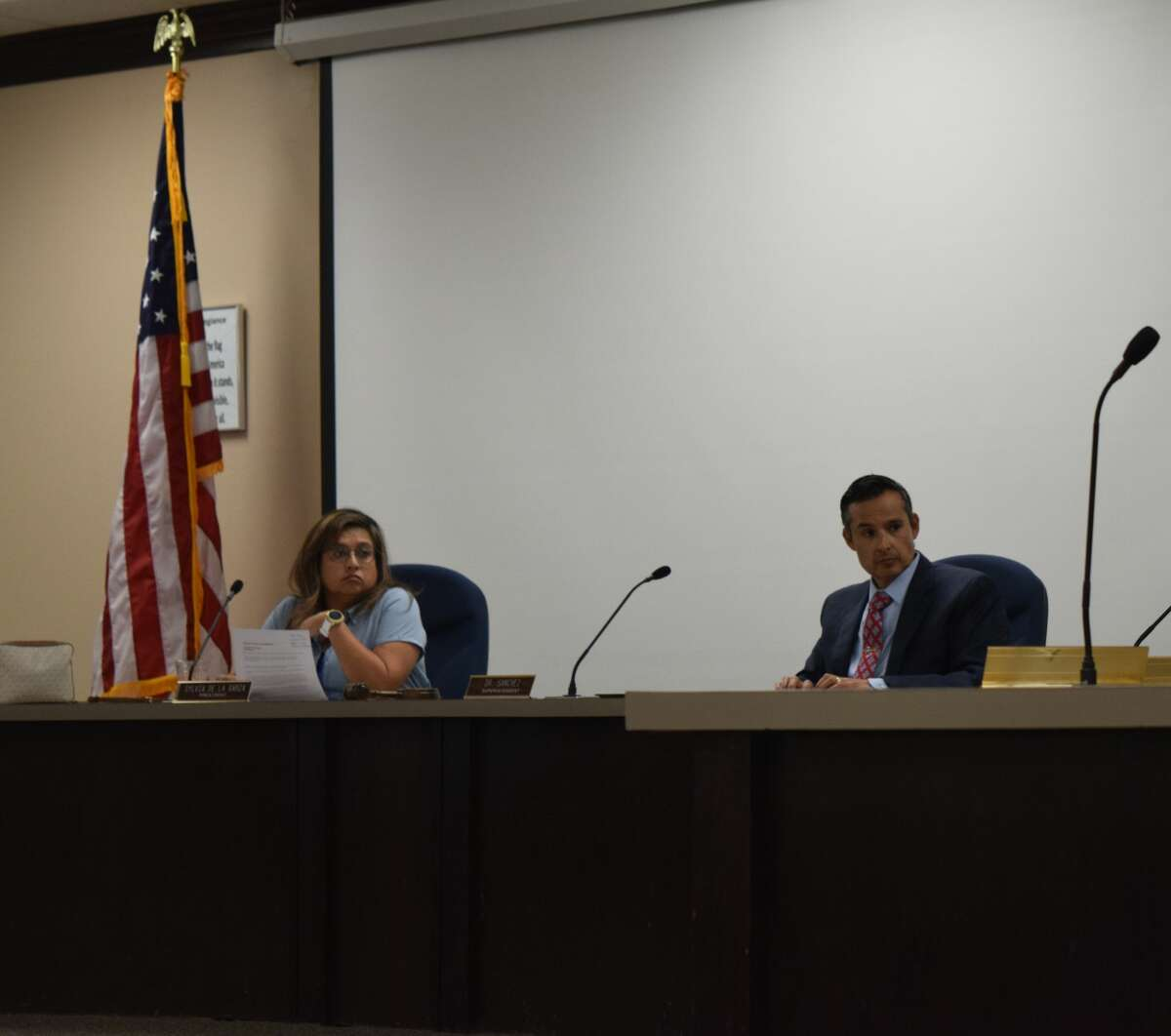 The Plainview ISD School Board granted Superintendent H.T. Sanchez permission to negotiate a contract for the construction of La Mesa.