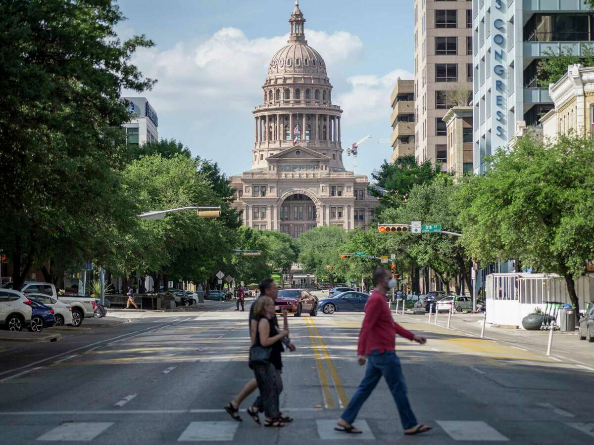 Everyone is moving to Texas it seems, even companies.