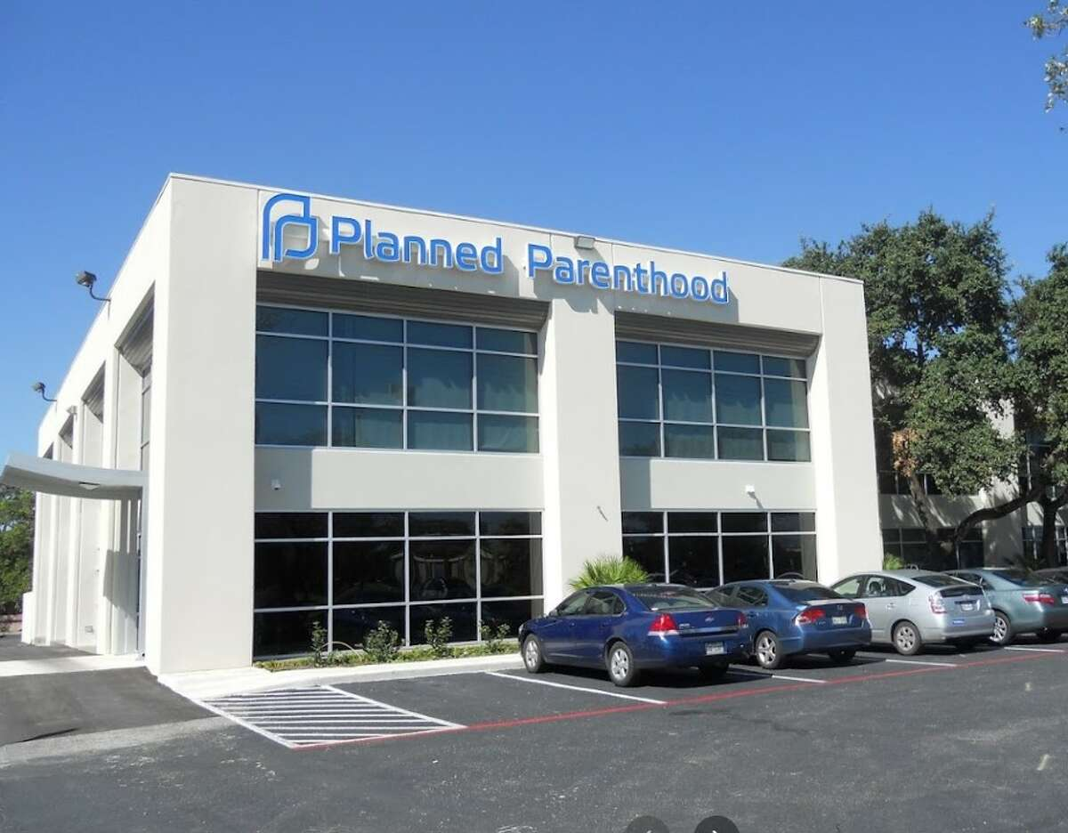 Planned Parenthood South Texas location in San Antonio.
