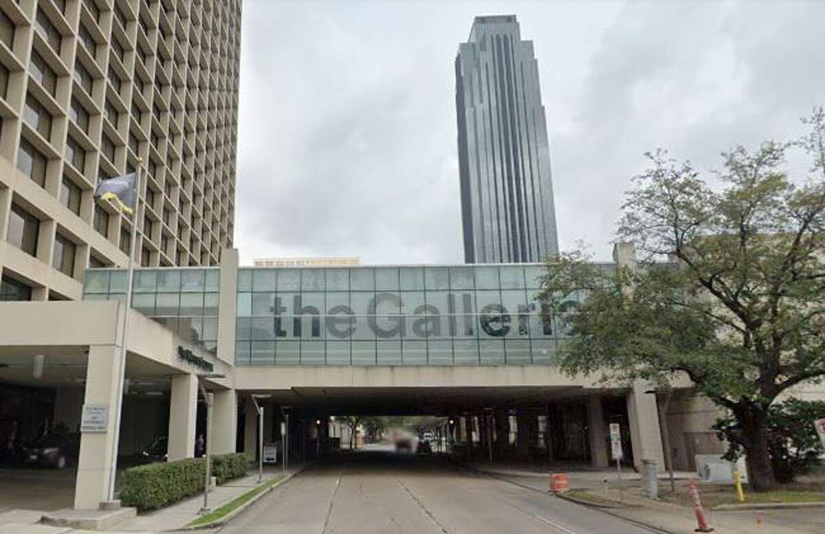 Pictured is a portion of the Galleria mall in Houston. An arrest affidavit revealed that a man was instructed to drive narcotics here where they would be taken out of his vehicle by other individuals.