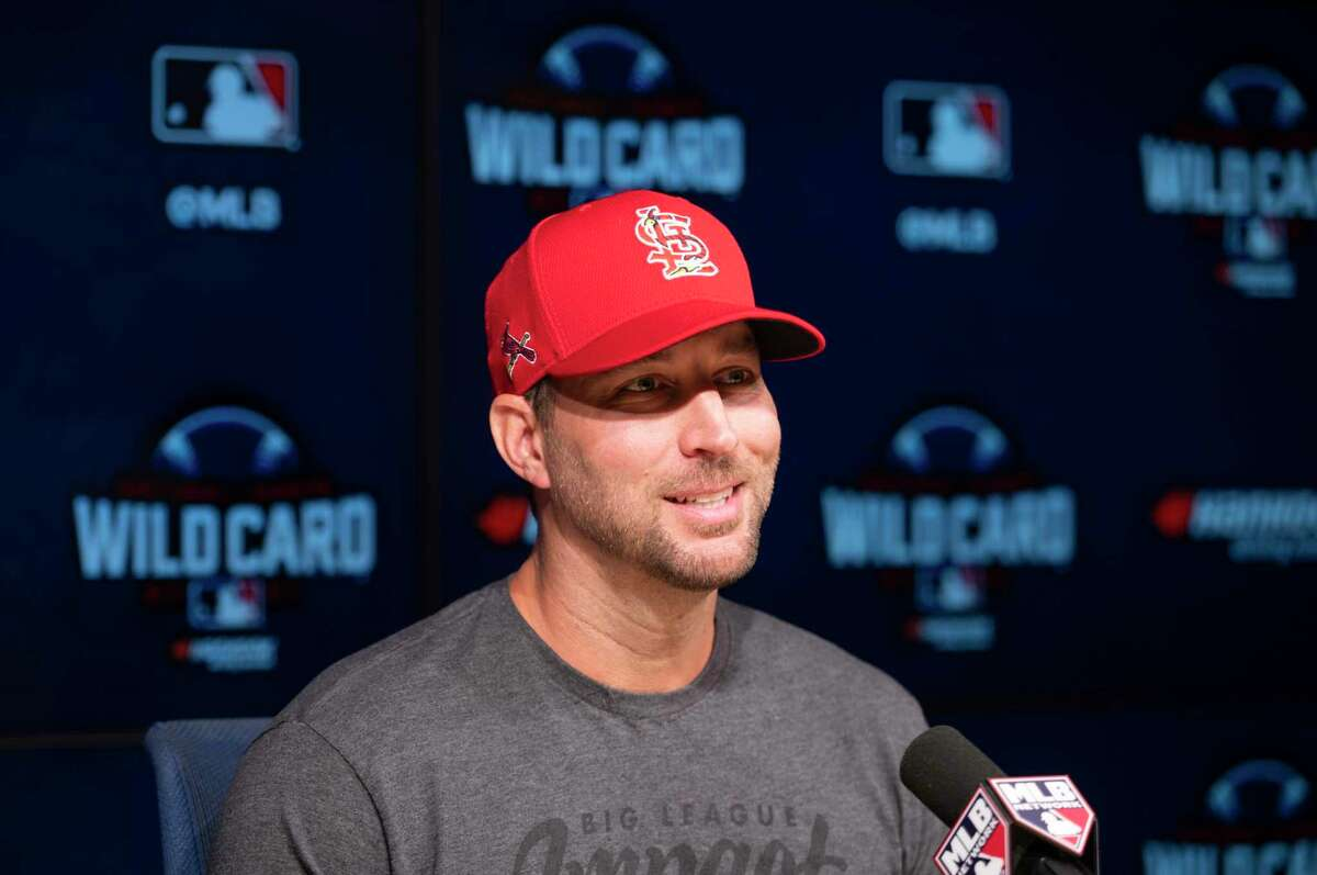 Adam Wainwright is scheduled to start for the Cardinals when they face the Dodgers in the NL wild-card game in L.A. at 5 p.m. Wednesday (TBS/1050).