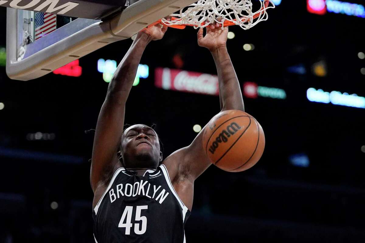 Sekou Doumbouya will be a very short-term Rocket as the team plans to waive him after acquiring him with a second-round pick from the Nets.