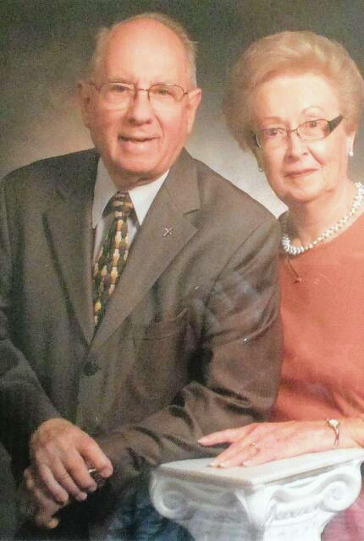 Paul and Doris Rosene