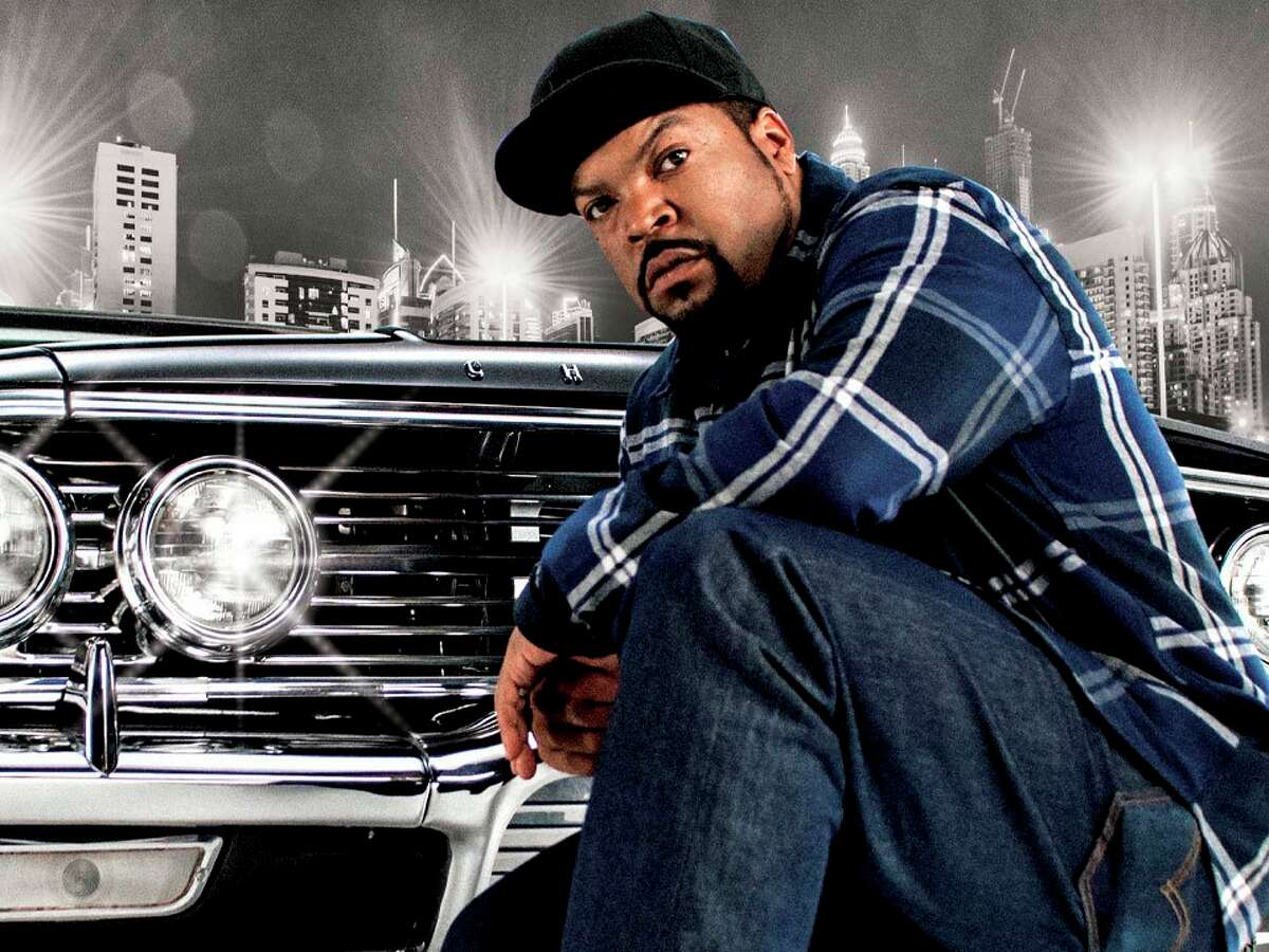 Rapper and actor Ice Cube, co-founder of the group NWA, is scheduled to perform at 8 p.m. Saturday at Soaring Eagle. (Photo from www.soaringeaglecasino.com)