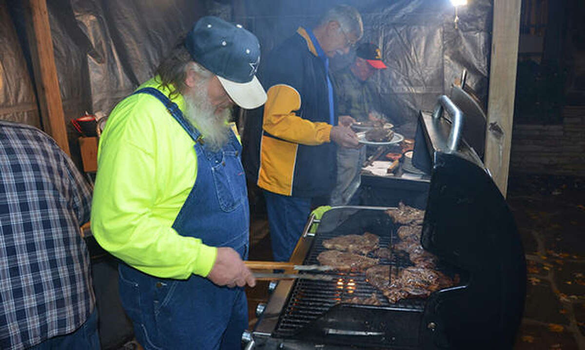 A Friday night steak fry is among the highlights of the annual Egyptian Past Commanders Haven Jamboree Weekend at The Haven in Carbondale. The Haven is an American Legion-owned day lodge and retreat for veterans.