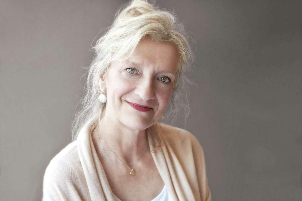 """The Barrett Bookstore in Darien, and the Darien Community Association, (DCA), are having a live, and in-person event the association's building, with author Elizabeth Strout, and about her latest novel, """"Oh William!"""" at 7 p.m., Oct. 26. Strout is shown."""
