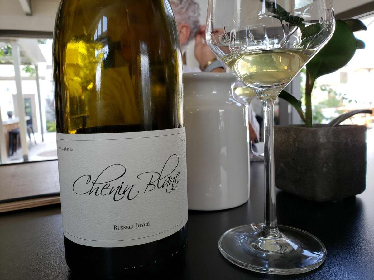 Russell Joyce Collection (in Carmel Valley, Calif.) Chenin Blanc, a rising variety in California, had a honey aroma and crisp finish, ideal for seafood.