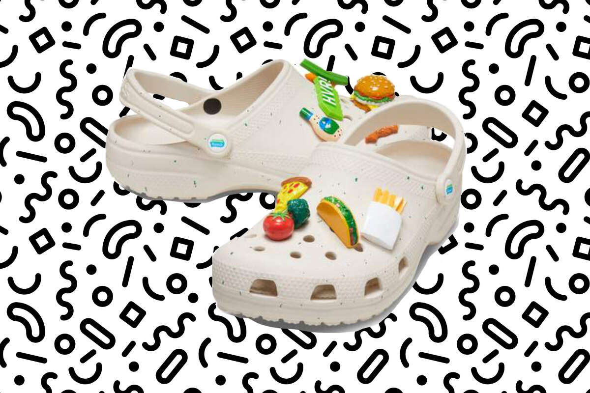 Hidden Valley Ranch Crocs, Available for resale at eBay and StockX