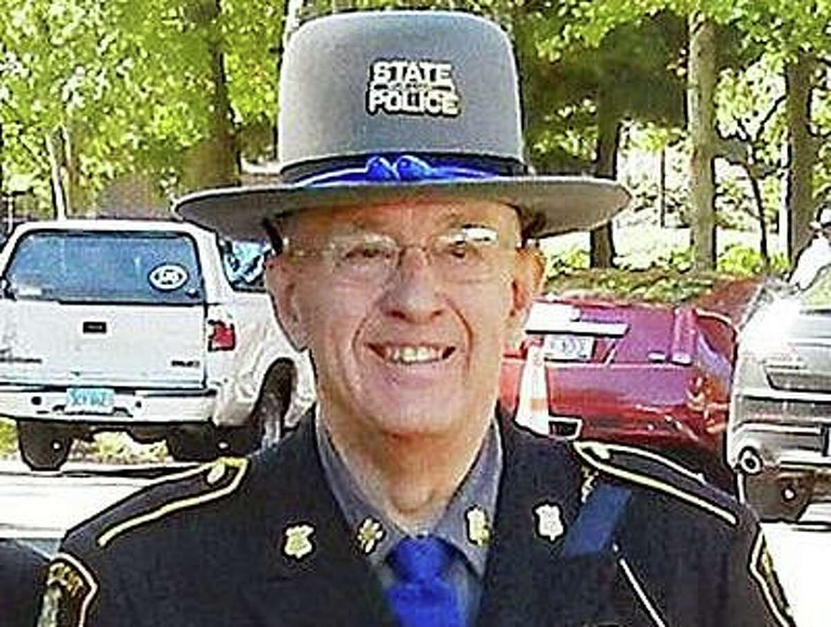 Robert R. Prouty, who spent 50 years serving as an auxiliary trooper for Connecticut State Police, died last week at the age of 74.