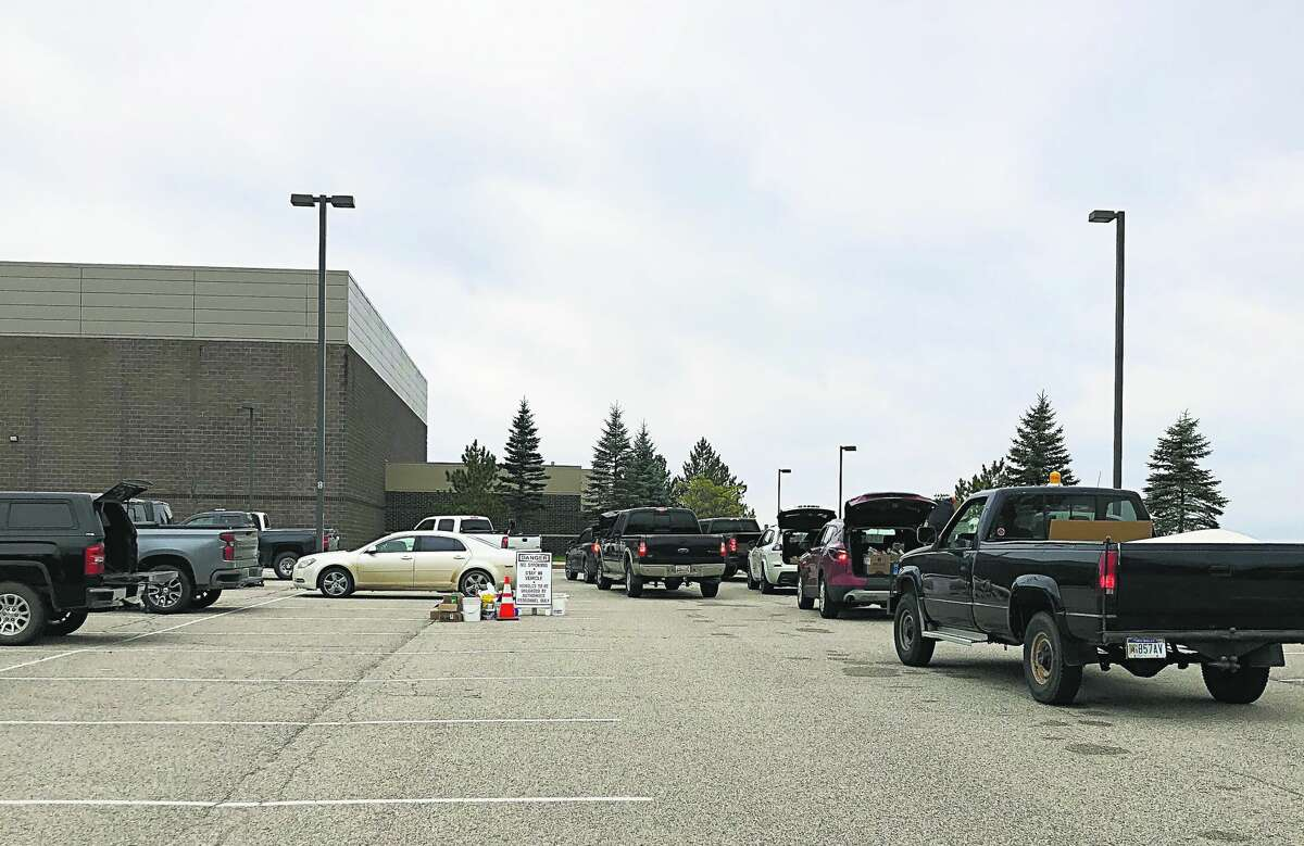 The annual household hazardous waste collection hosted by Lake, Mecosta, and Osceola Counties will be held on Saturday, Oct. 9.