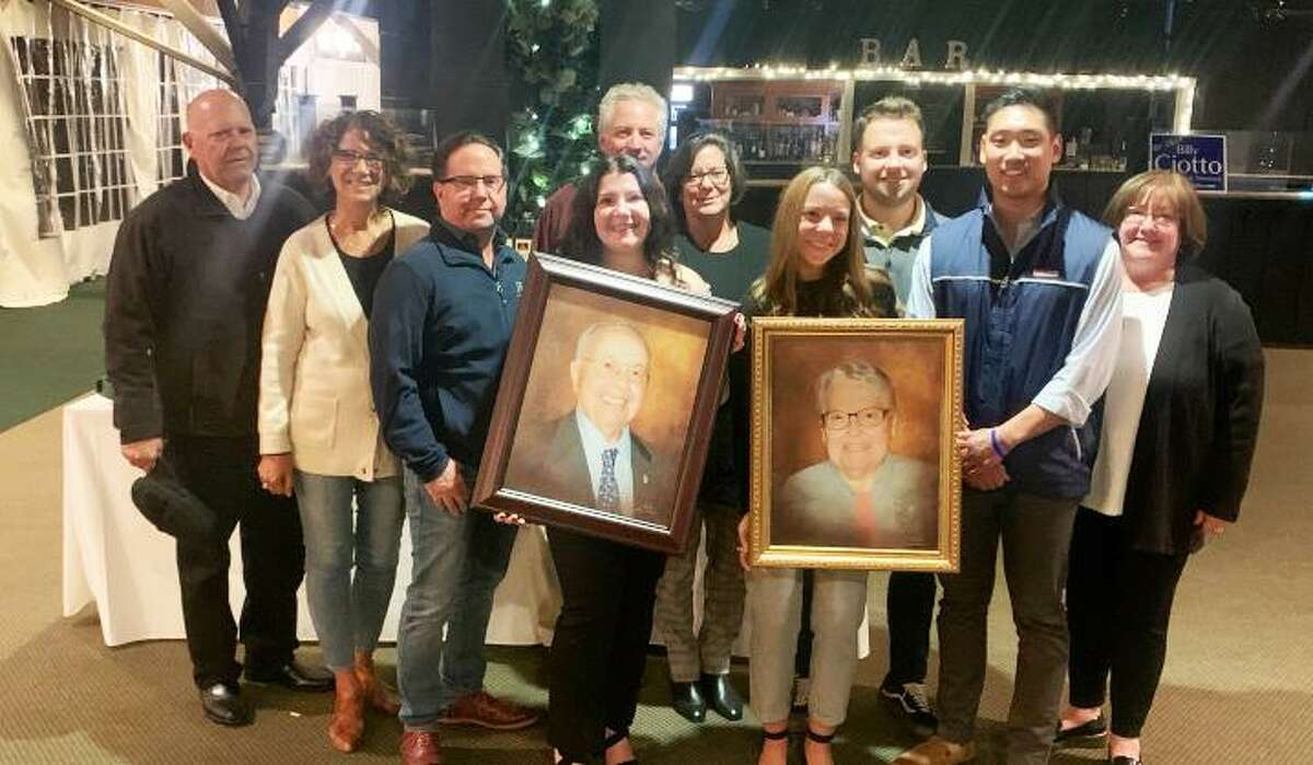 """As a tribute to a Wethersfield couple who spent their lives committed to community, friends and family members gathered on Thursday evening in Farmington to announce the establishment of the Biagio """"Billy"""" and Jeanne Ciotto Memorial Fund at the Hartford Foundation for Public Giving."""