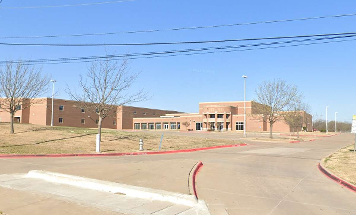 FILE: Timberview High School in Arlington
