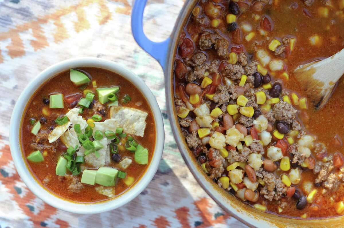 Leslie Oakeson's Taco Soup