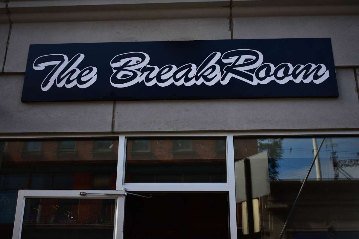 """""""The Breakroom"""" is a new café opening in South Norwalk in mid-October."""