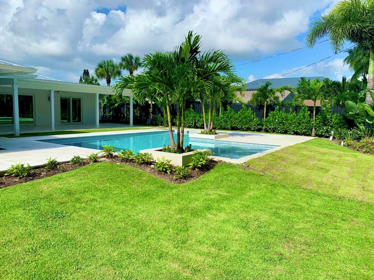 When the Badger family wanted to get out of Dodge during the pandemic recently, they did a home exchange and found a four-bedroom, three-bathroom home in Palm Beach Gardens, Florida, complete with a backyard pool.