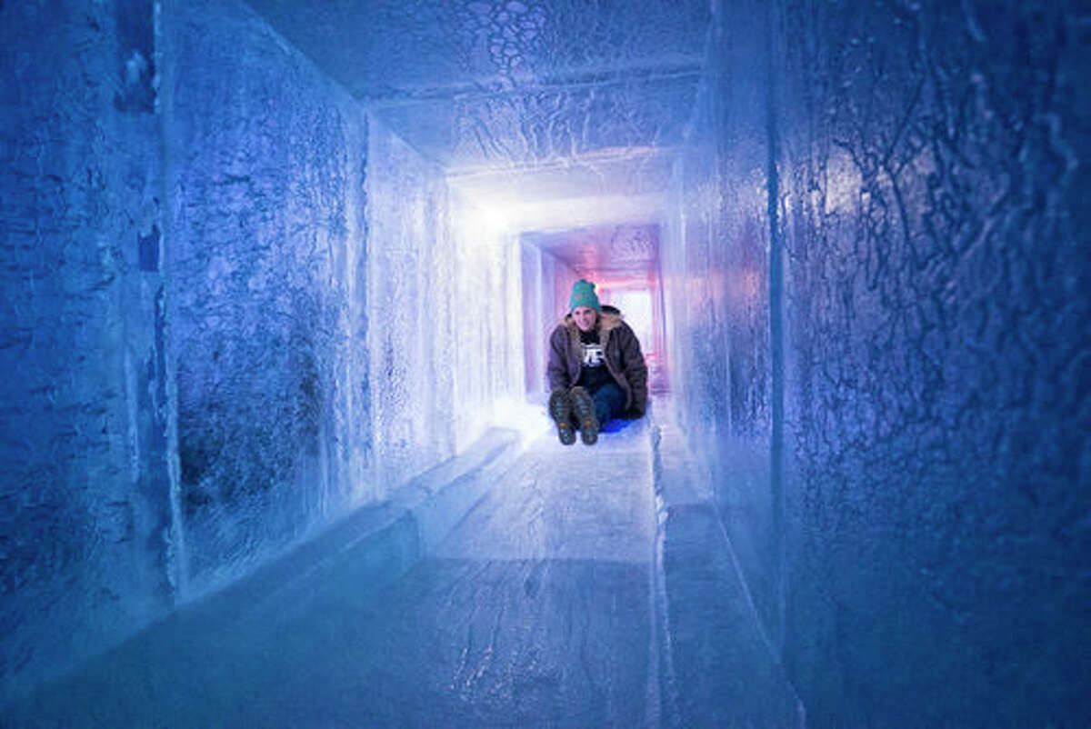 Ice Castles are coming to Lake George and will be the event's debut in New York State after offering its glacial palaces in five other states.