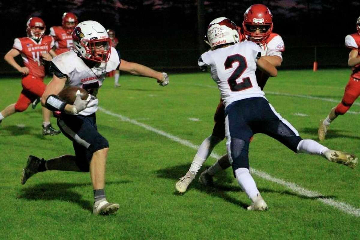 The Big Rapids Cardinals will take on Grant Friday night. (Pioneer file photo)