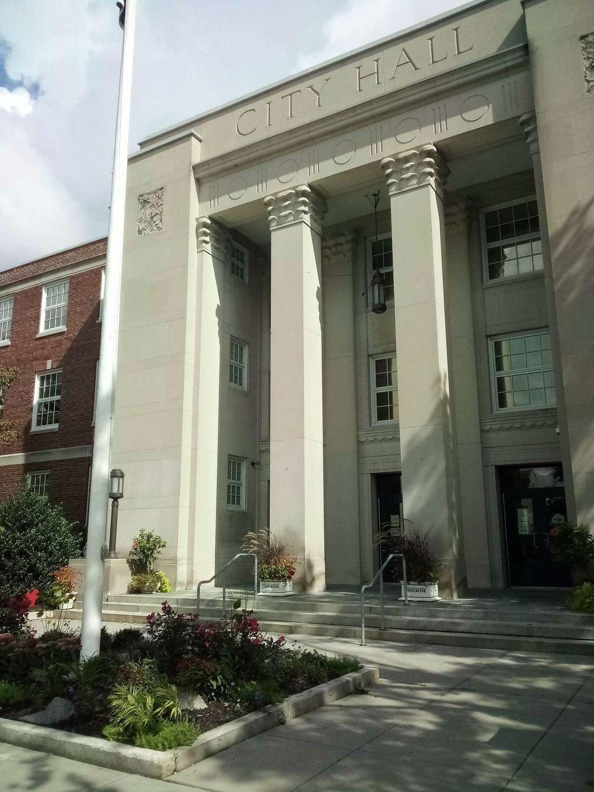 City Hall at 140 Main St., Torrington.