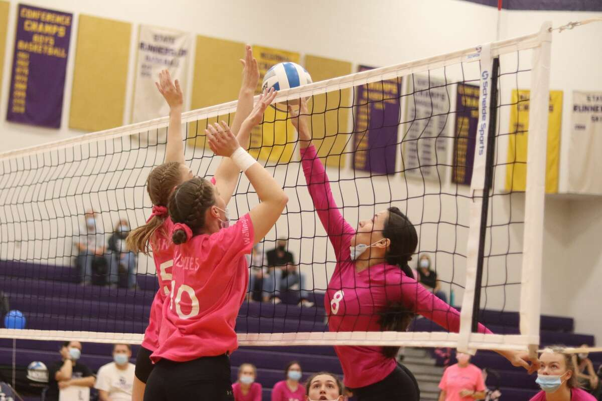 Benzie Central earns a road victory in a thrilling varsity volleyball game against Frankfort on Oct. 5.