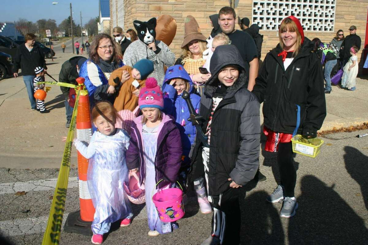 From noon to 2 p.m. Saturday, Oct. 30, children will have an opportunity to don their Halloween costumes and gather as much candy as possible during this year's event.