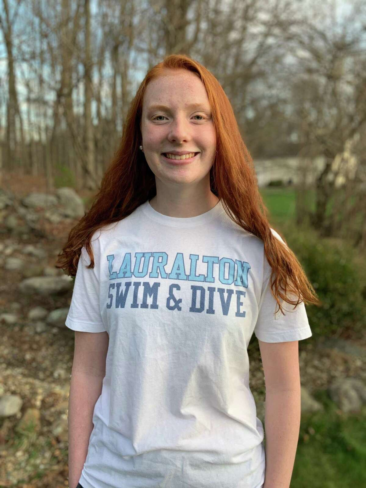 Claire Kehley, Lauralton Hall swimming