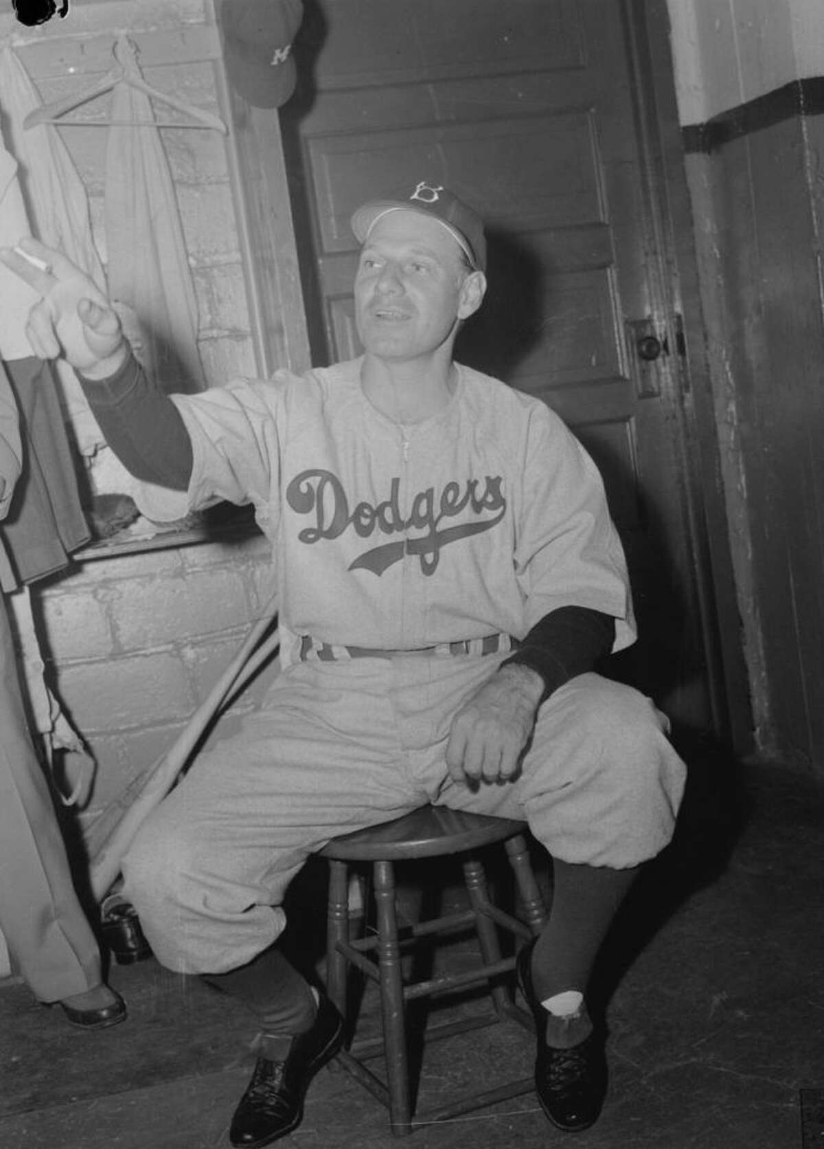 """No. 4: Leo Durocher He's a legendary manager, but Leo Durocher was also a pretty darn good player defender too. He was known for never backing out of a fight, and coining the """"Gashouse Gang"""" nickname that was given to the Cardinals in the '30s."""