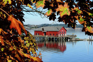 Fall foliage and festivities in Coupeville