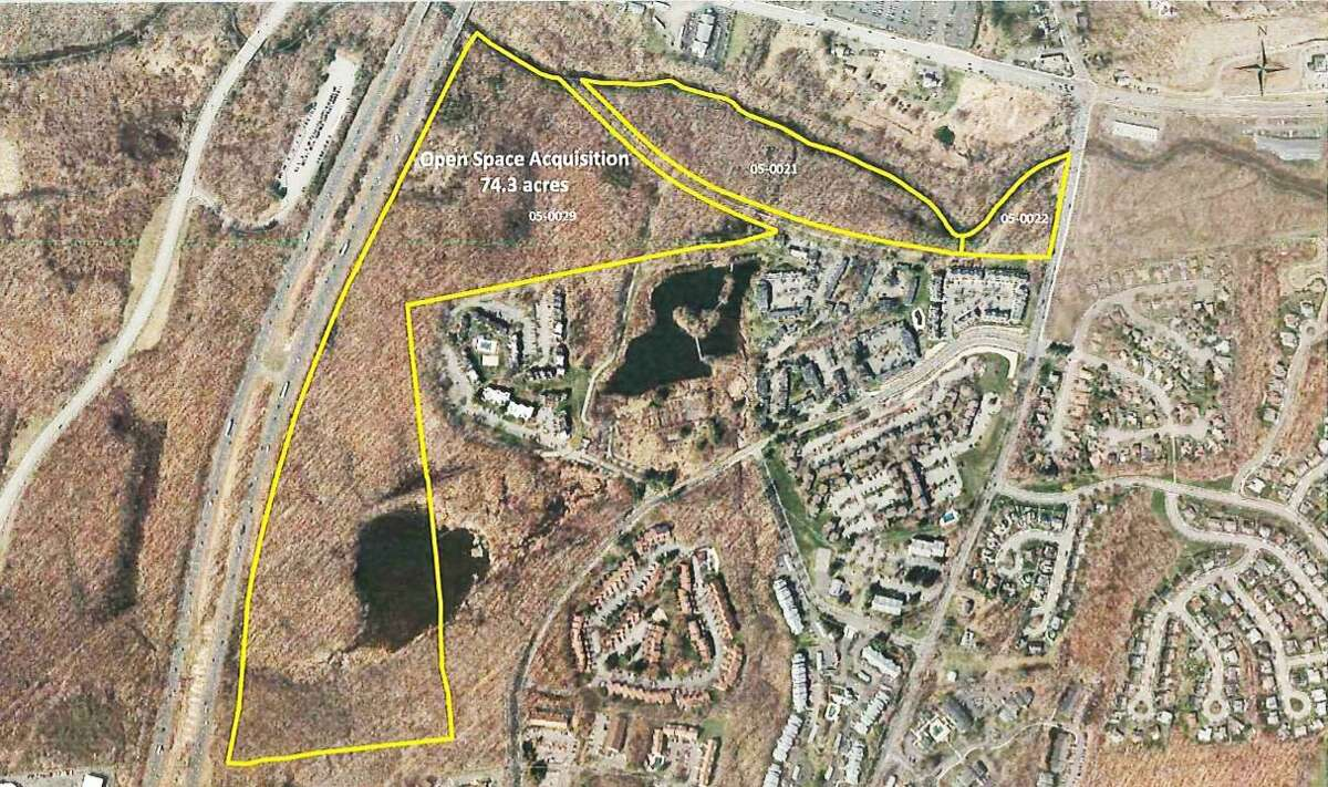 The city of Middletown will be purchasing 74.3 acres on Westlake Drive and East Street, near Interstate-91, for open space and passive recreation.