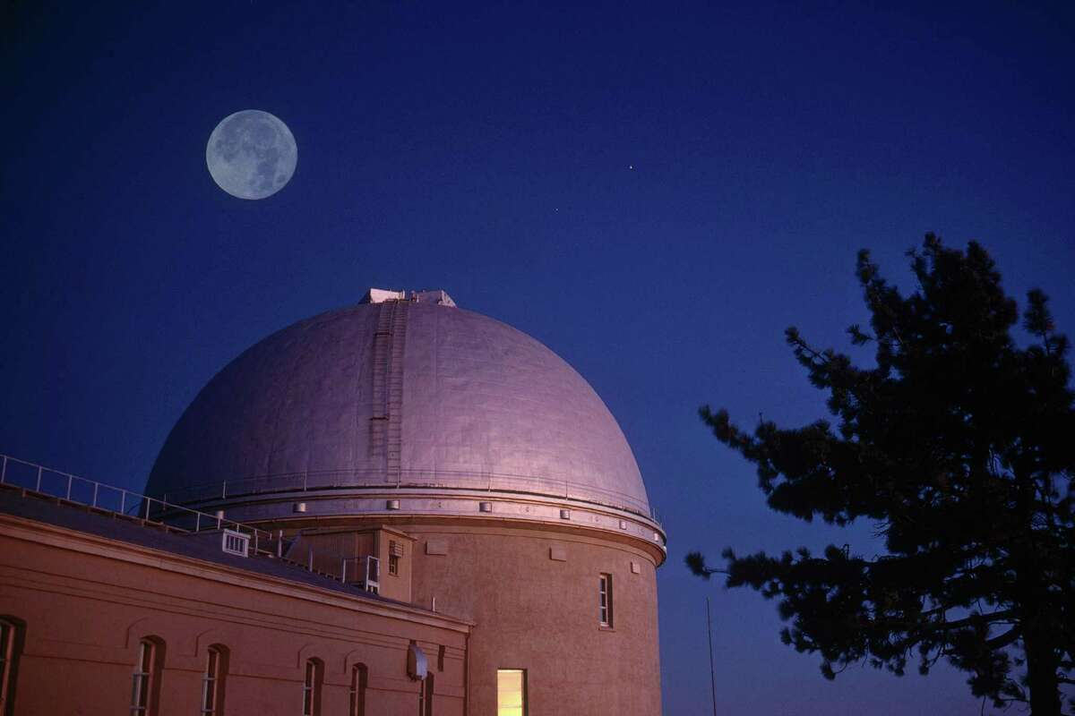 Lick Observatory. San Jose, CA.