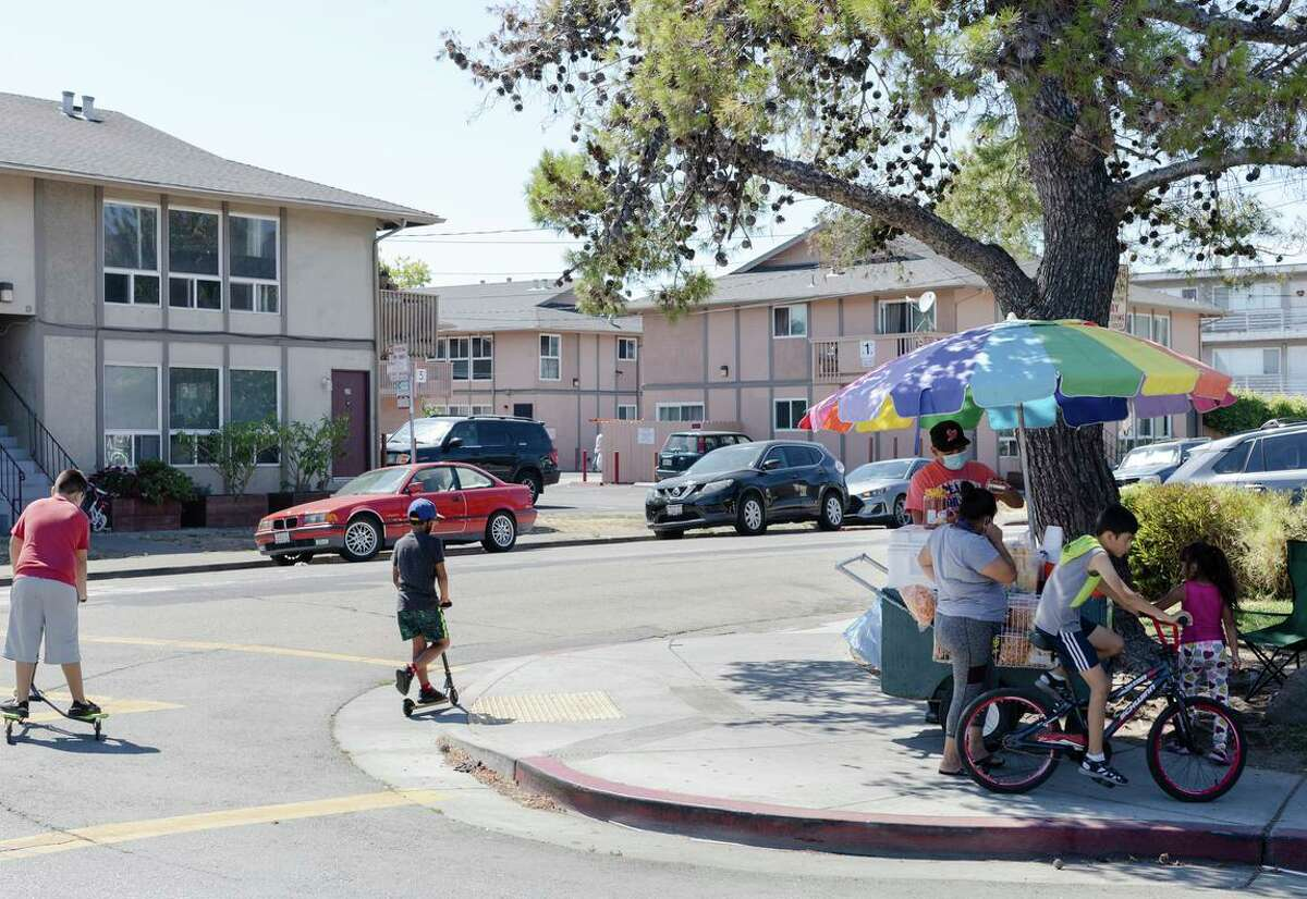 The Canal neighborhood of San Rafael is among the most segregated districts in the Bay Area, according to a study. Other segregated Bay Area districts are Hunters Point and Chinatown in San Francisco, and several neighborhoods in East Oakland.