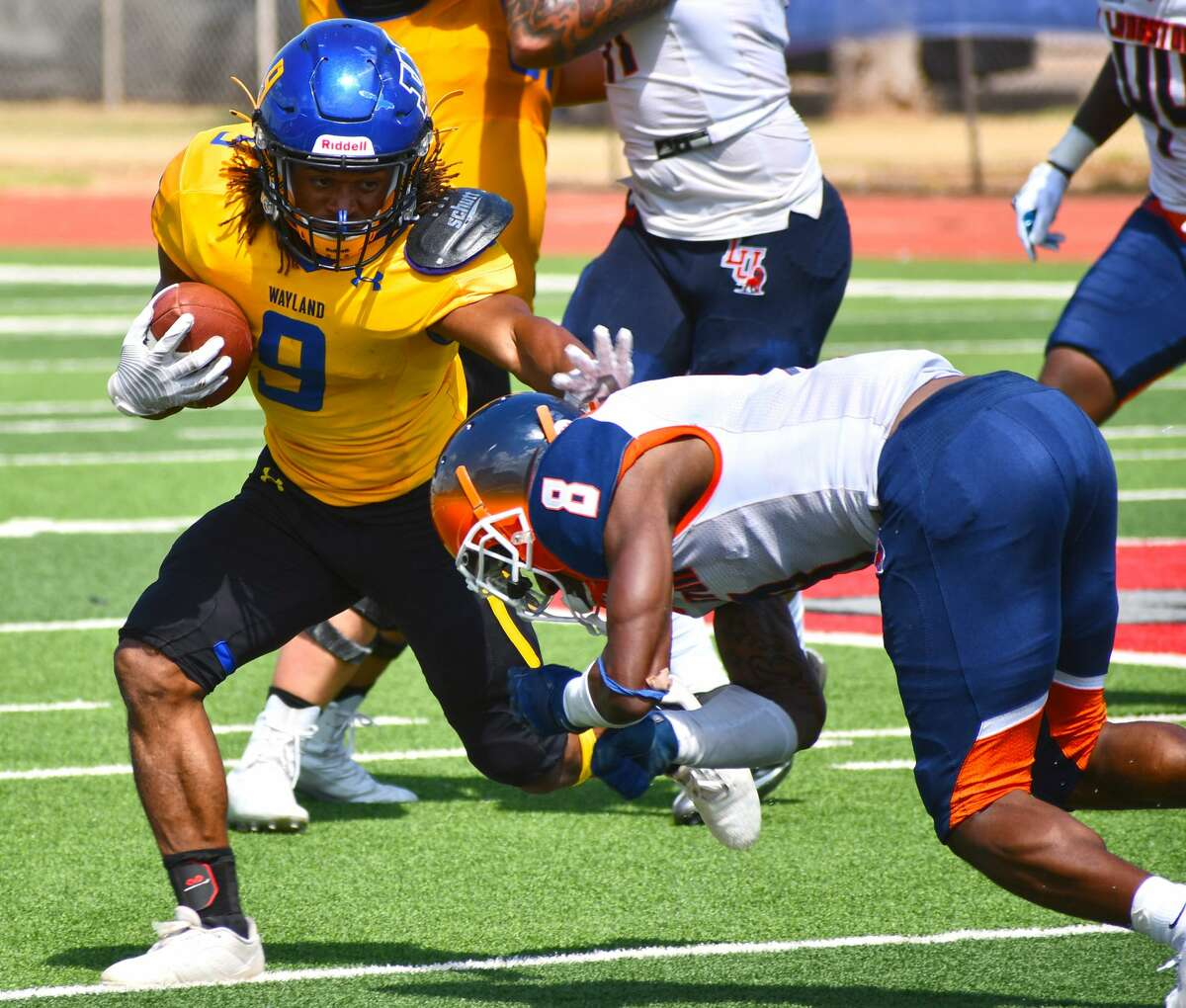 Jaden Miles and the Wayland Baptist offense will try to get on track when they host Oklahoma Panhandle State on Saturday.