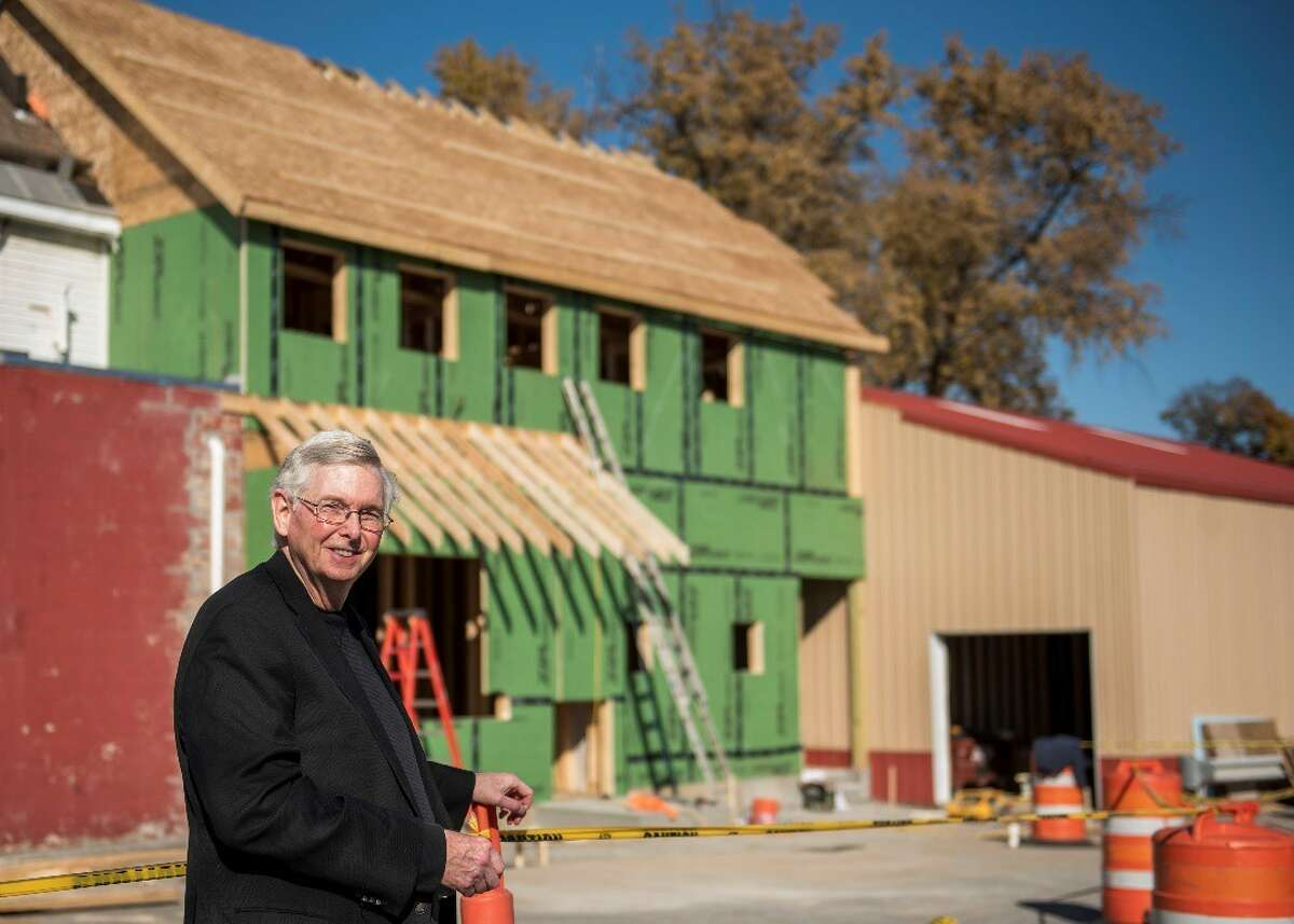Schenectady Community Ministries will name the SiCM Food Pantry at 839 Albany St. after former executive director the Rev. Phillip Grigsby at 3 p.m. Friday, Oct. 15.