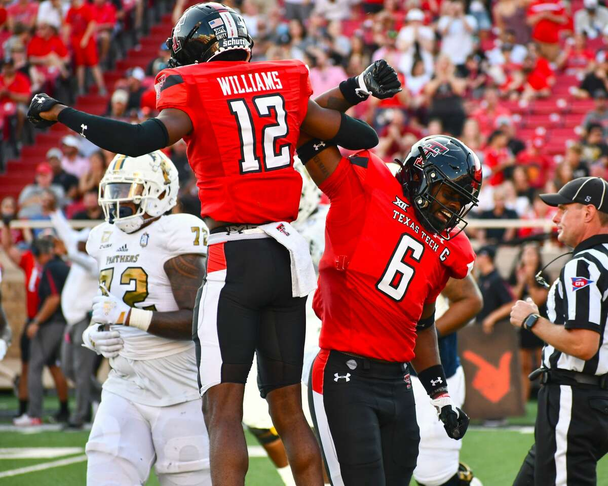 Texas Tech will try to move to 5-1 on the season when it hosts TCU on Saturday.