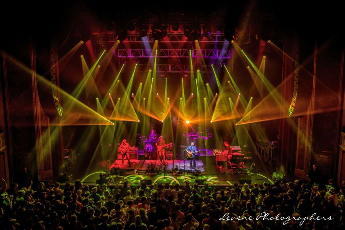 Umphrey's McGee returns to The Capitol Theatre in Port Chester this weekend, with its UMBowl interactive event over two nights.