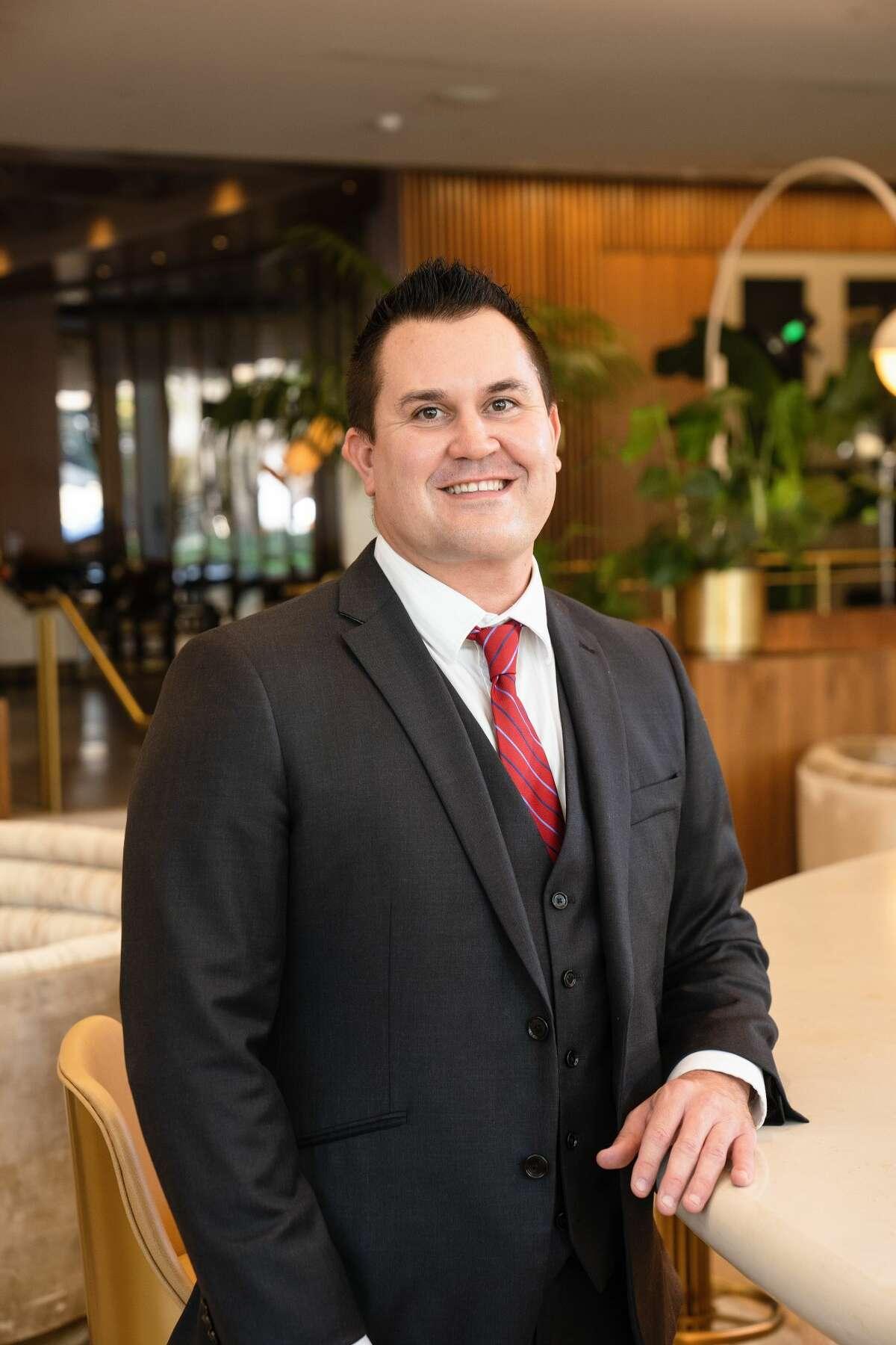 Chris Niederschulte is general manager of the C. Baldwin Hotel.