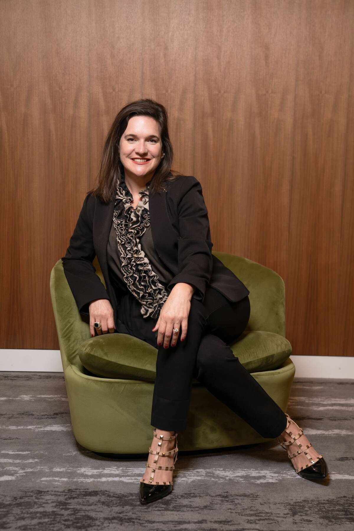Stephanie Summerall is the C. Baldwin Hotel's area director of sales and marketing.