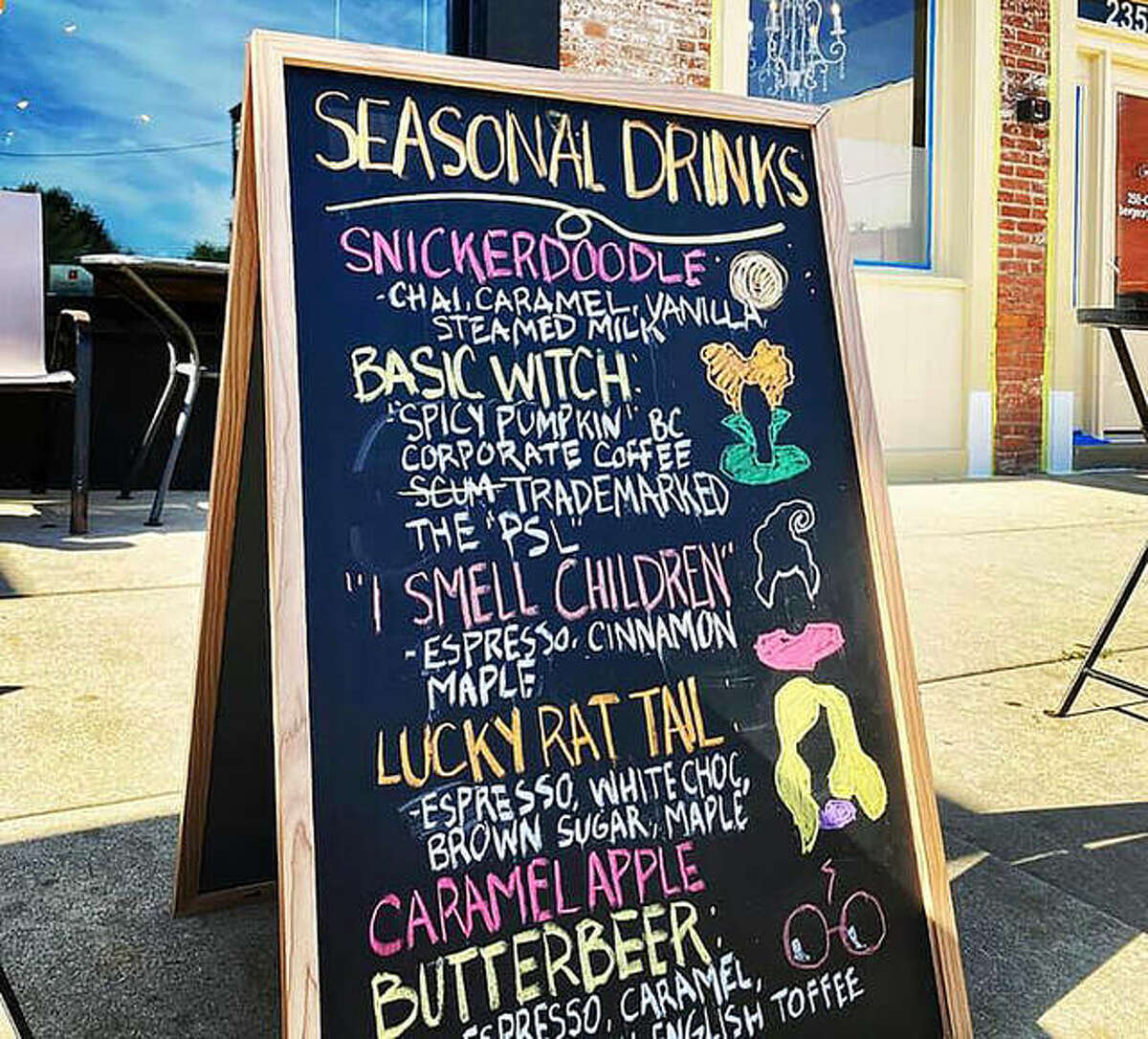 Sacred Grounds rolled out its fall menu on Sept. 22.