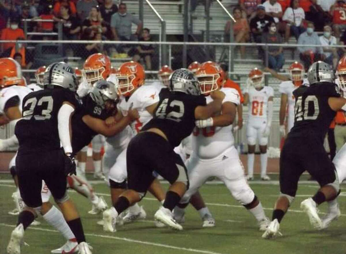 United's Nick Evangelista suffered a partially torn meniscus which cost him his Junior year. As the Longhorns struggle with injuries during the 2021 season, the Senior hopes to use his experience to help carry his team to the playoffs despite an 0-6 start to the year.