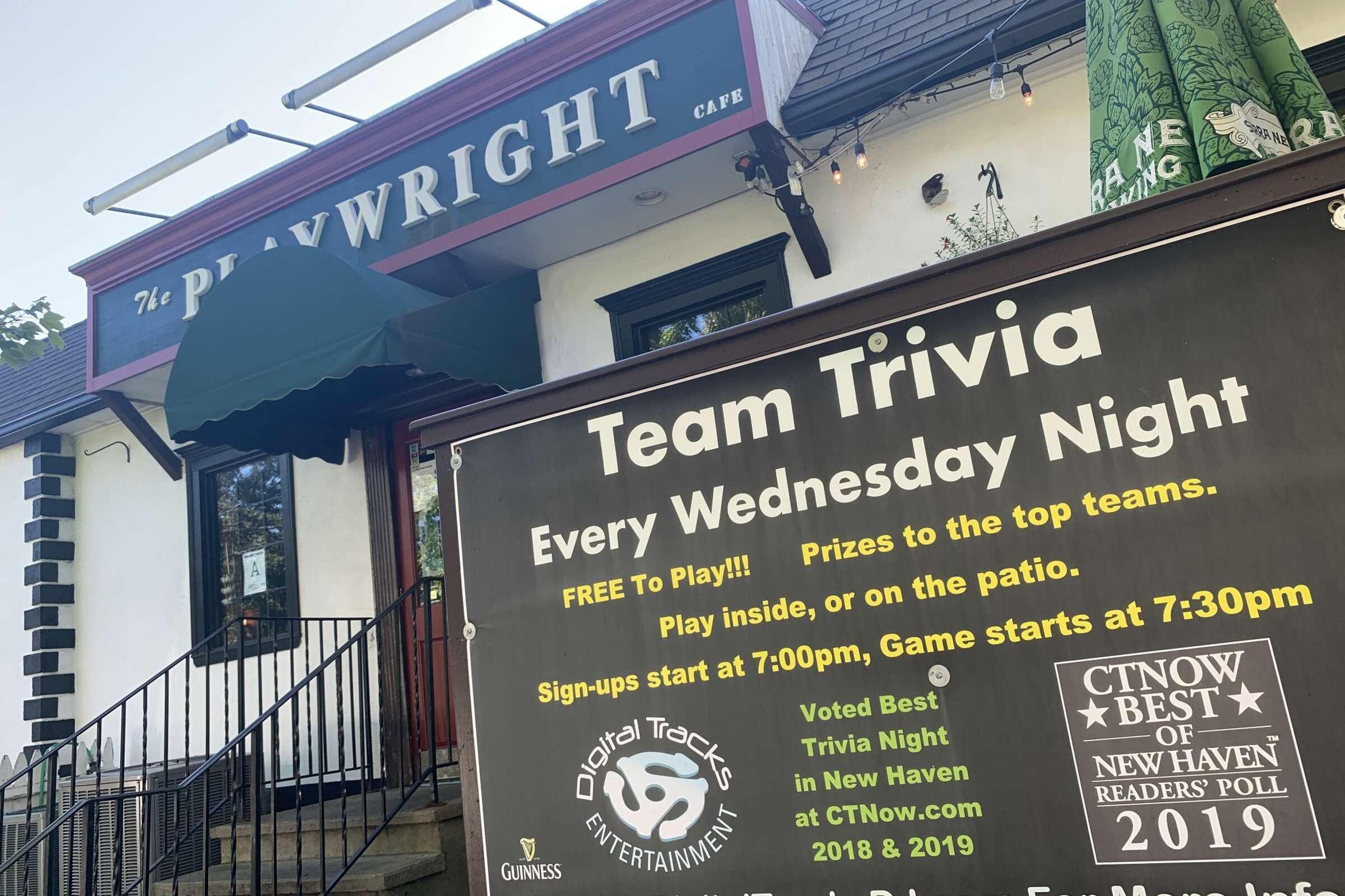 Before 'Jeopardy!,' Matt Amodio played trivia at this Hamden bar