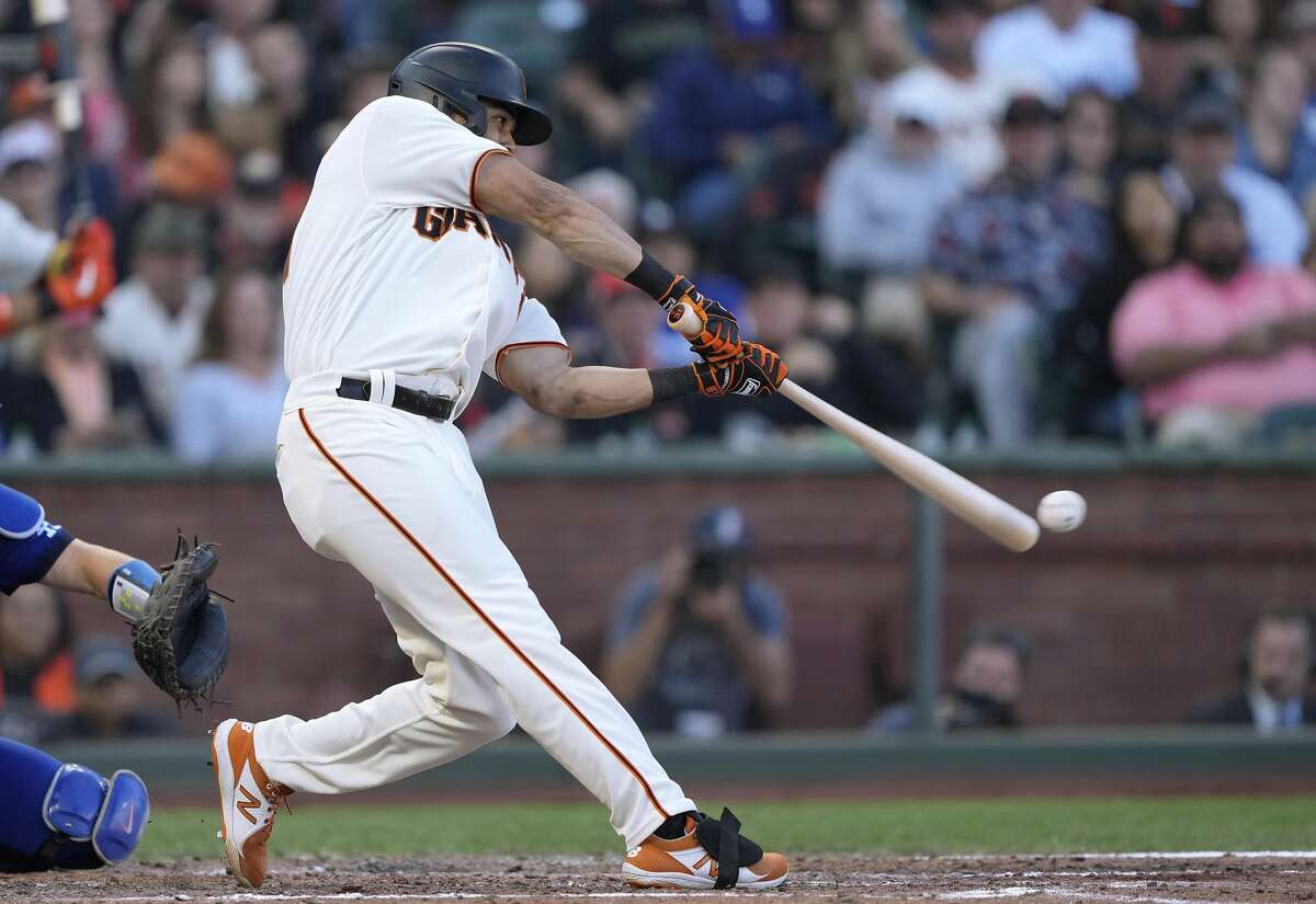 The San Francisco Giants host the Los Angeles Dodgers in Game 1 of the National League Division Series on Friday, Oct. 8 at 6:30 p.m. PST