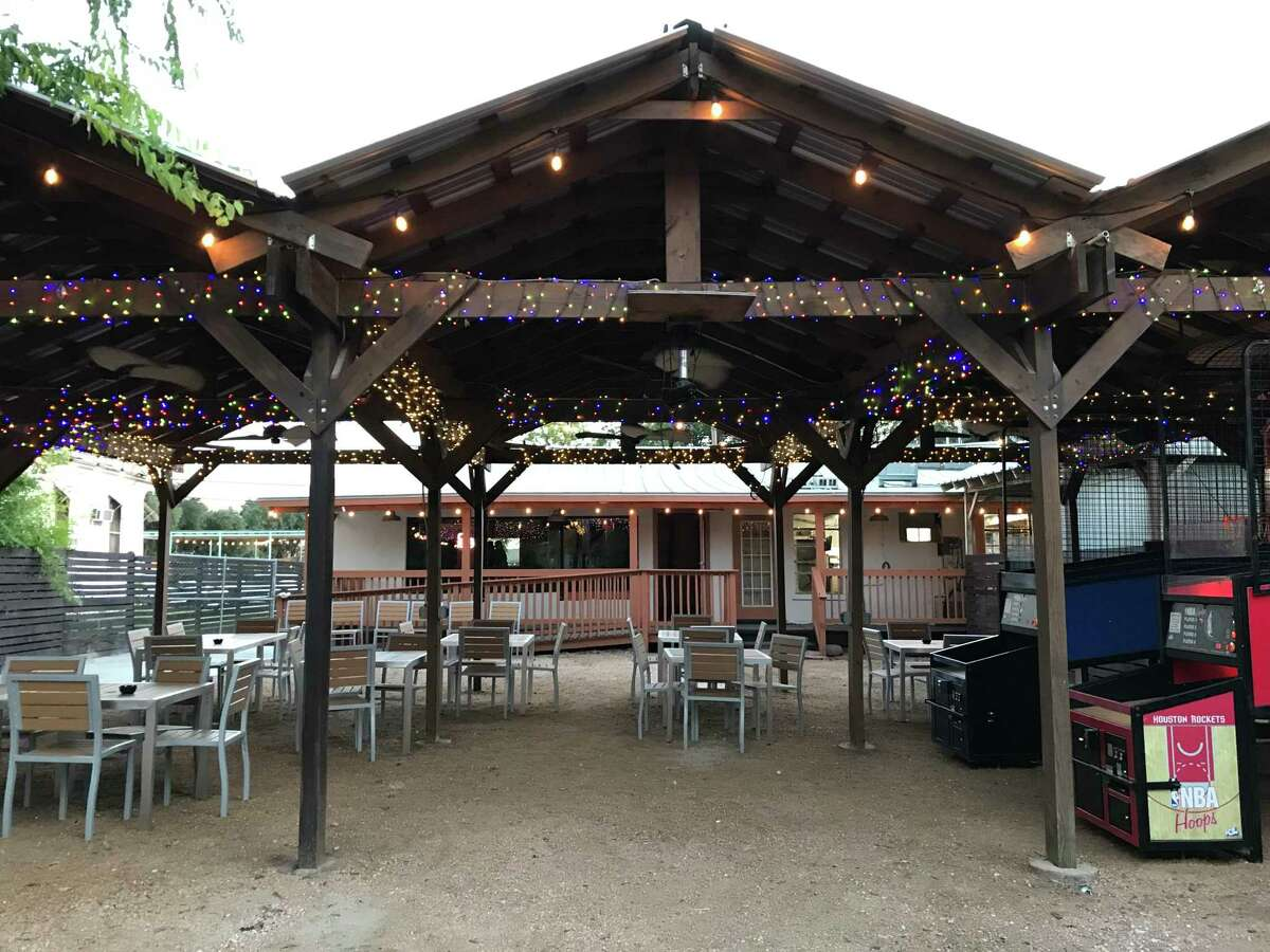 Three Star Bar is located at 521 Grayson St. in San Antonio's Government Hill neighborhood.