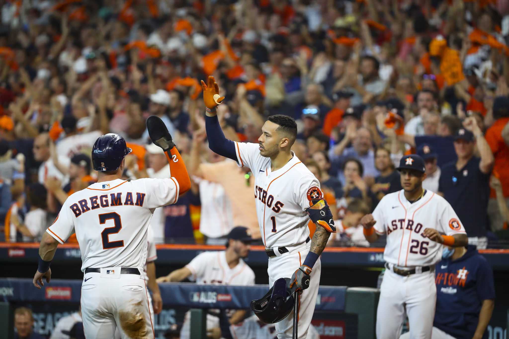 Gameday Live: White Sox at Astros - Game 1 - mySA