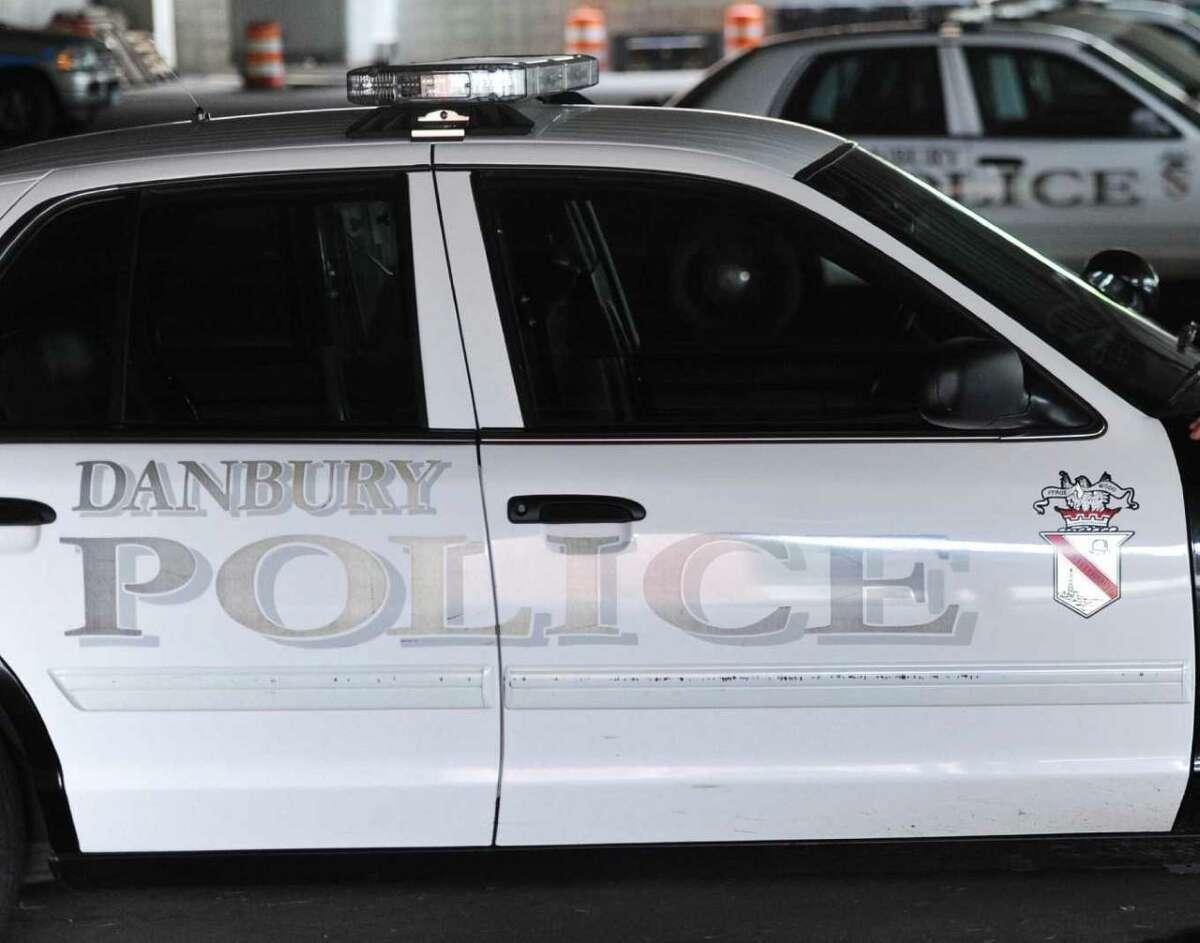 Danbury police cruiser file photo