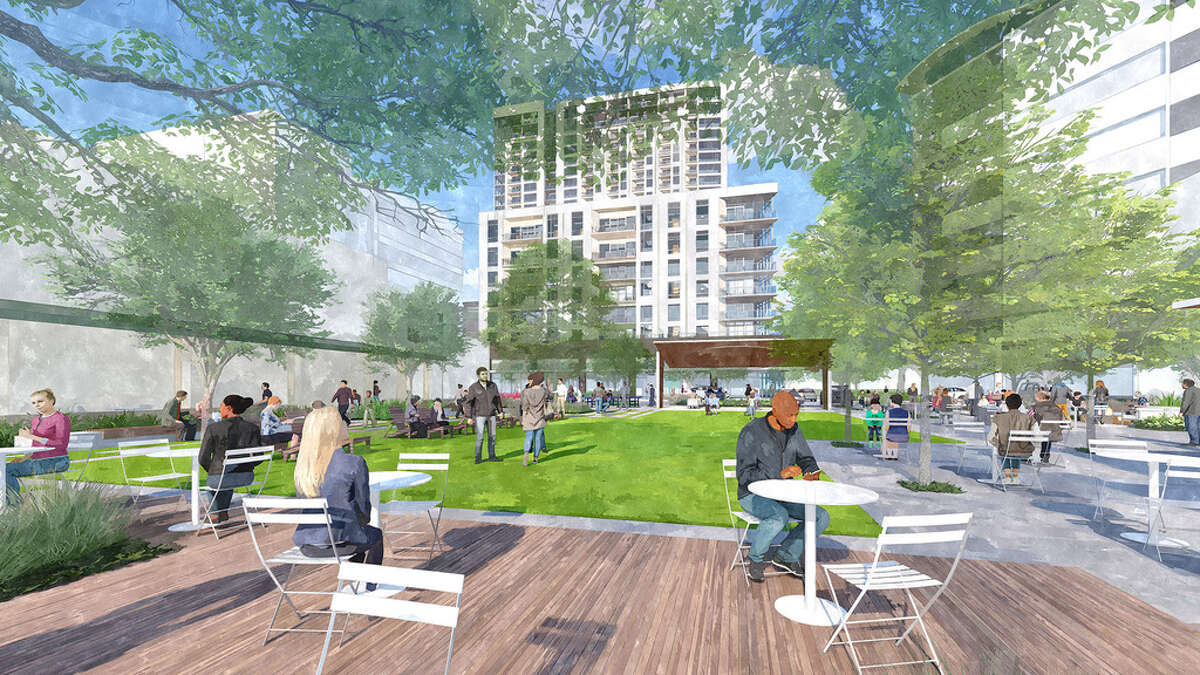 MetroNational unveiled plans for an expansion of The Lawn at Memorial City. It is planned to openin December.