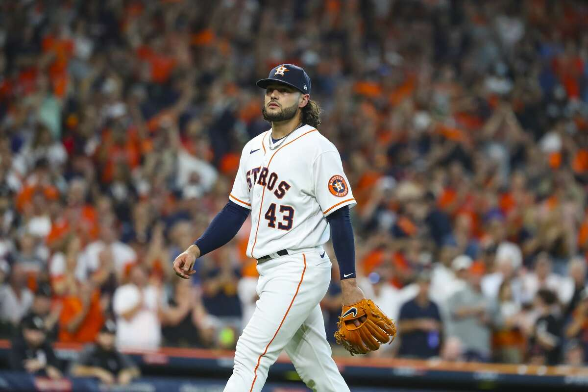 Lance McCullers Jr. will get the call as the Astros try to eliminate the White Sox on Tuesday in Game 4.