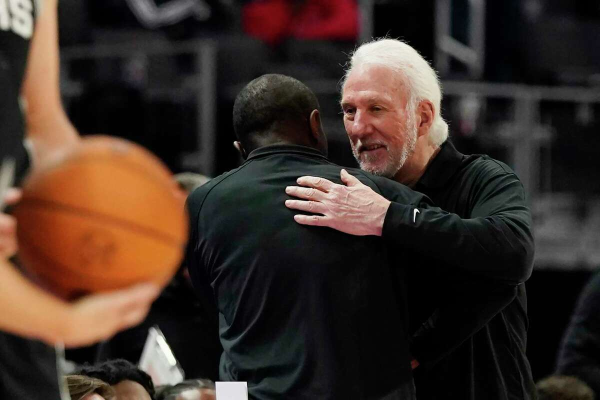 Spurs coach Gregg Popovich had teams other organizations wanted to emulate almost two decades ago. Now, he's the one adjusting to a new NBA.