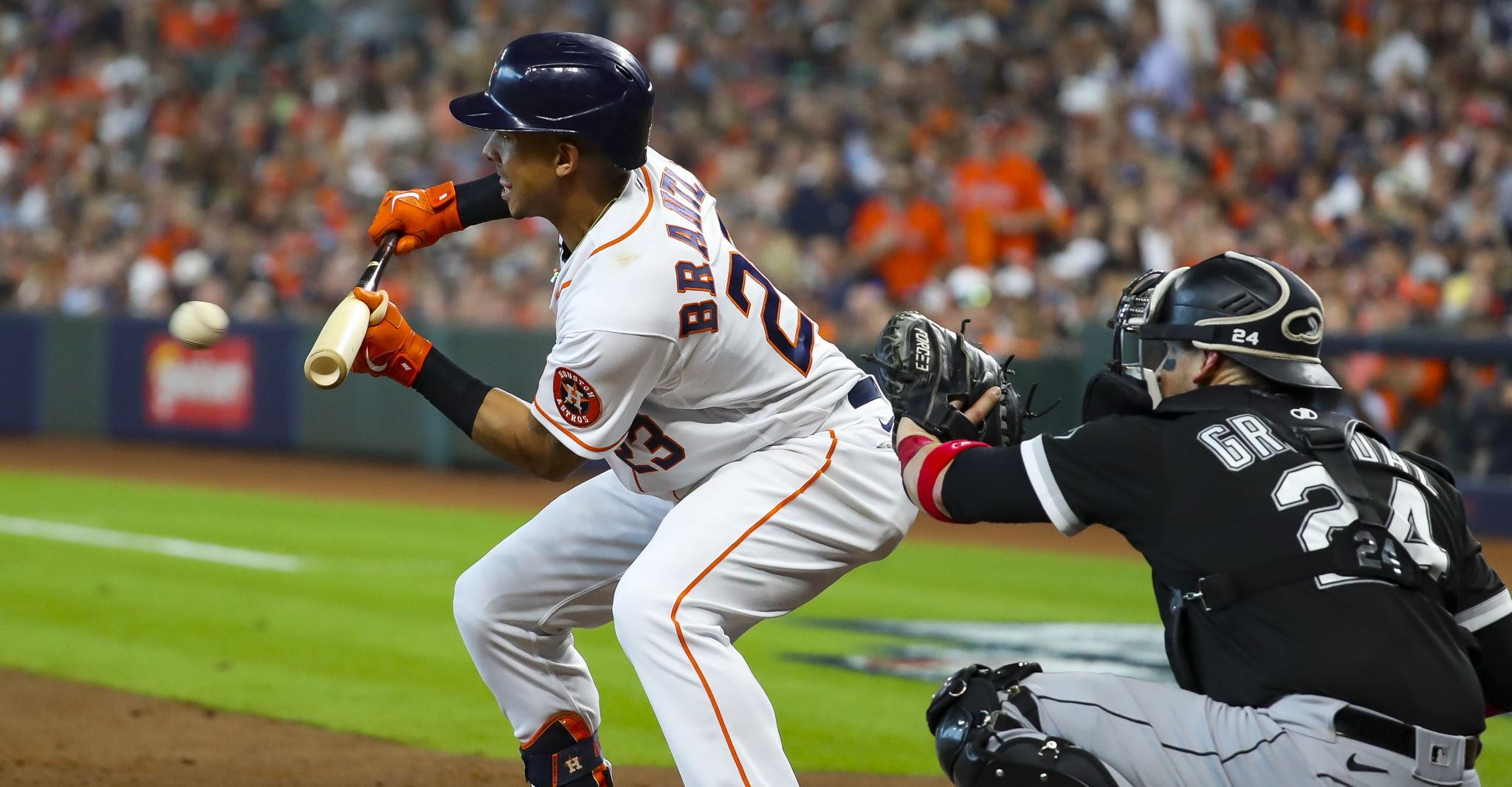 Smith: Michael Brantley returns at perfect time for Astros - Houston Chronicle