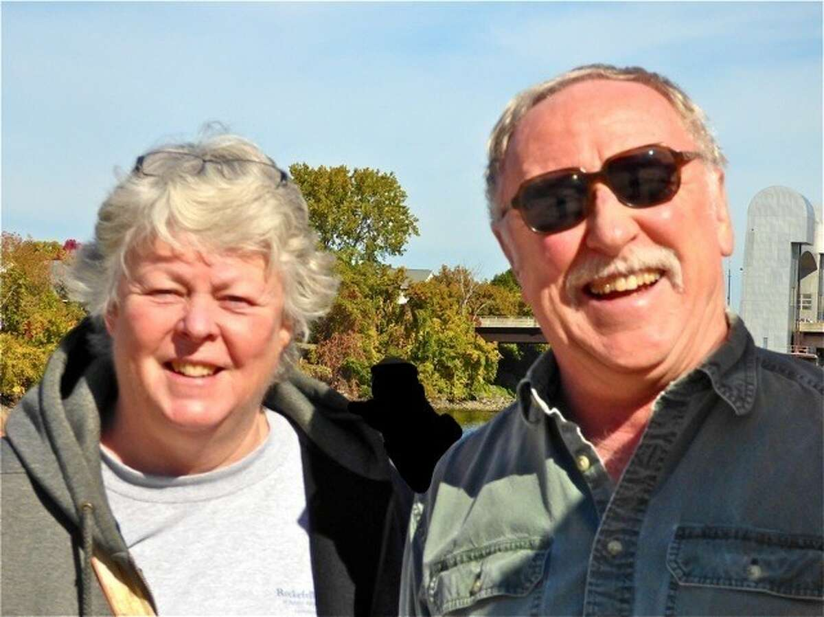 Nan and Tom Carroll who are the 2021 honorees at the Hudson Mohawk Industrial Gateway Gala to be held Oct. 20 in Troy.
